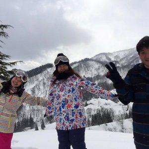 スキー、スノーボード